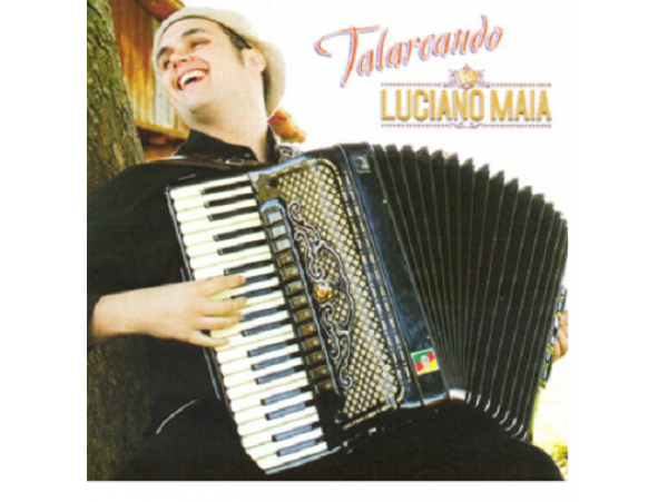 Luciano Maia - Talareando - CD