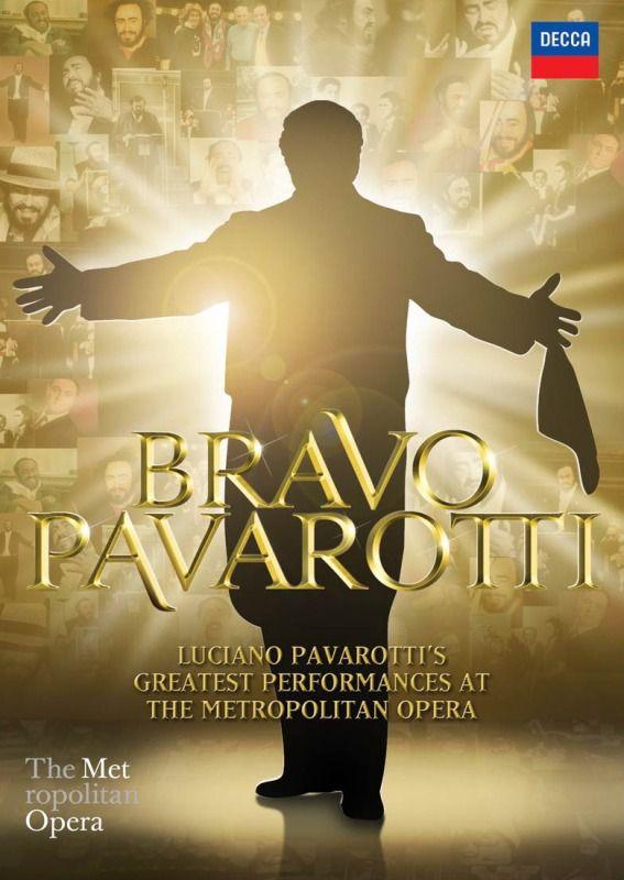Luciano Pavarotti - Bravo Pavarotti - DVD