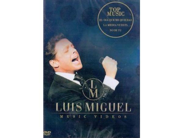 Luis Miguel - Music Videos - DVD