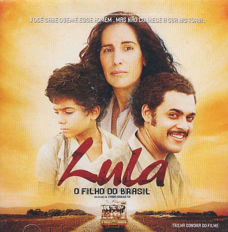 Lula O Filho do Brasil - Trilha Sonora - CD