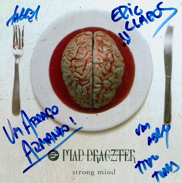 Mad Dragzter - Strong Mind - CD