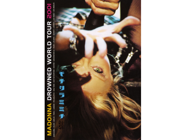 Madonna - Drowned World Tour 2001- DVD