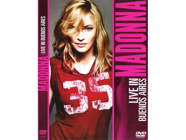 Madonna - Live In Buenos Aires - DVD