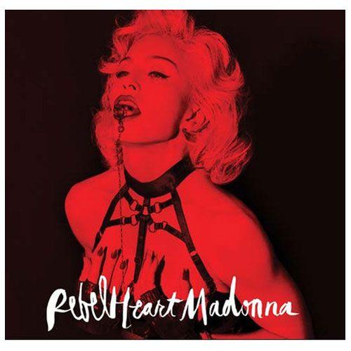 Madonna - Rebel Heart (deluxe)