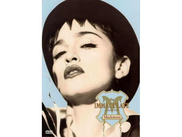 Madonna - The Immaculate Collection - DVD