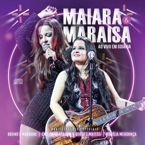 Maiara & Maraisa - Ao Vivo - Em Goiânia - CD