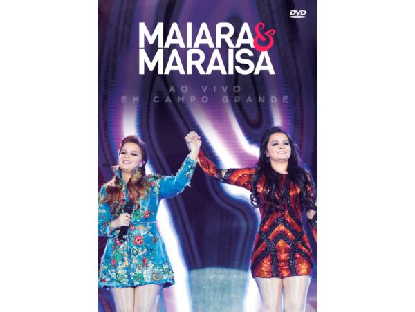 Maiara E Maraisa - Dvd Ao Vivo