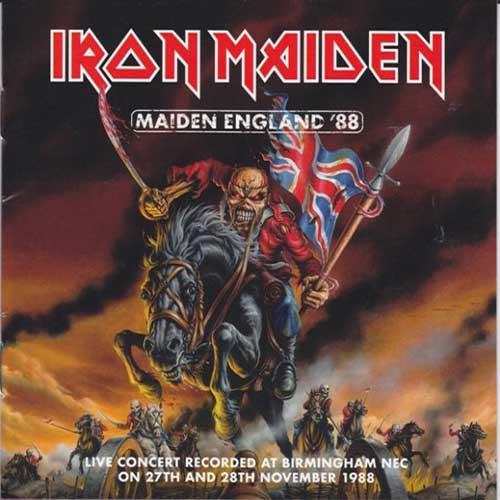 Maiden England 88 (duplo)