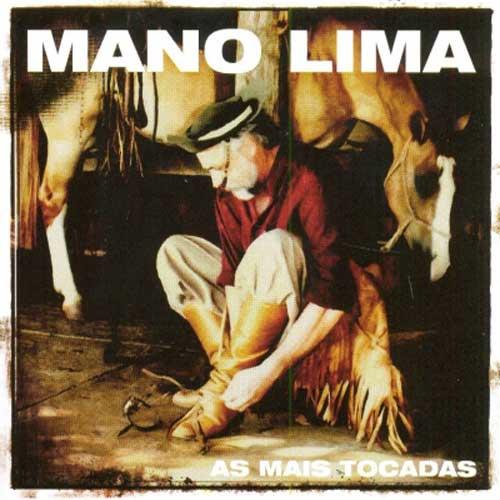 Mano Lima - As Mais Tocadas - CD