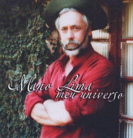 Mano Lima - Meu Universo - CD