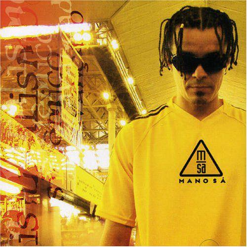 Mano Sa - Misturalismo - CD