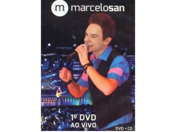 Marcelo San - 1º DVD - Ao Vivo - CD+DVD