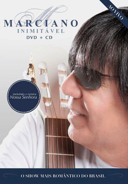 Marciano - Inimitável - CD+DVD