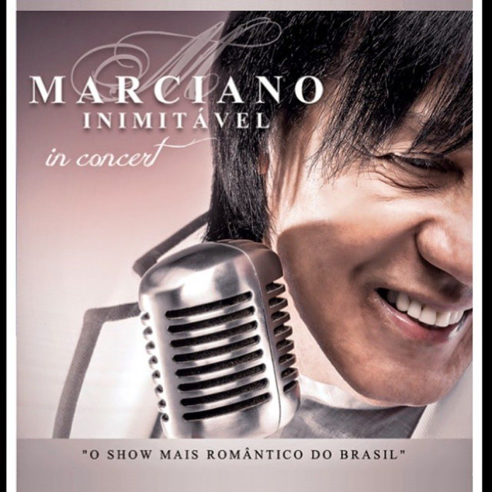 Marciano - Inimitável, In Concert - CD