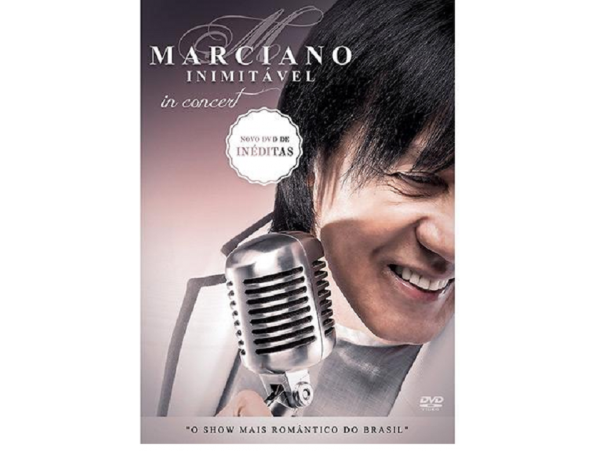 Marciano - Inimitável - In Concert - DVD