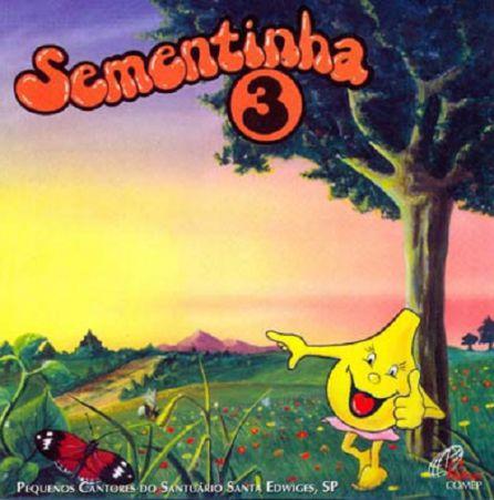 Maria Sardenberg - Sementinha - Volume 3 - CD