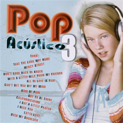 Marianna Leporace - Pop Acústico 3 - CD