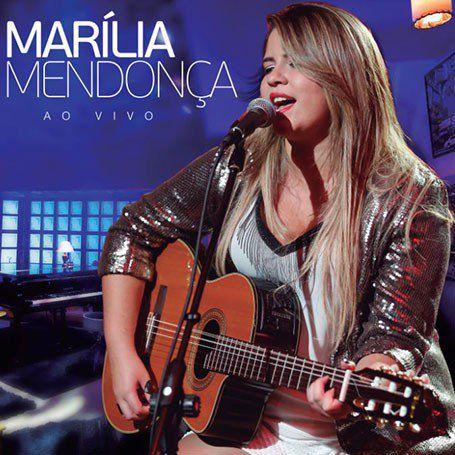 Marília Mendonça - Ao Vivo - CD