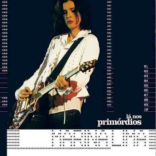 Marina Lima - La Nos Primórdios - CD