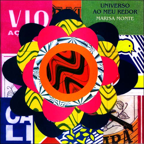 Marisa Monte - Universo Ao Meu Redor - CD