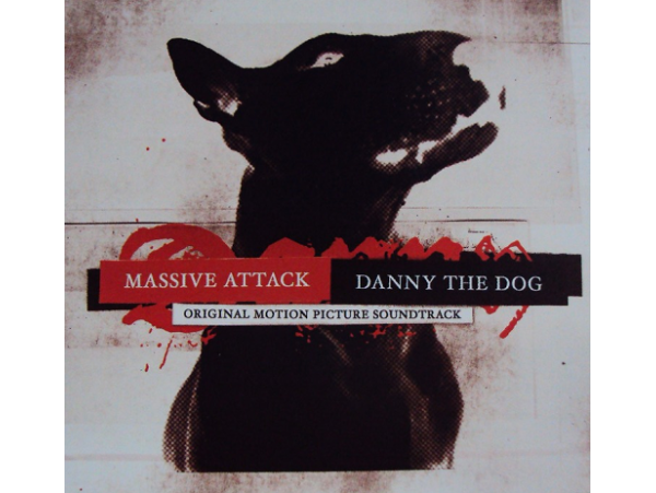 Massive Attack - Danny The Dog - CD