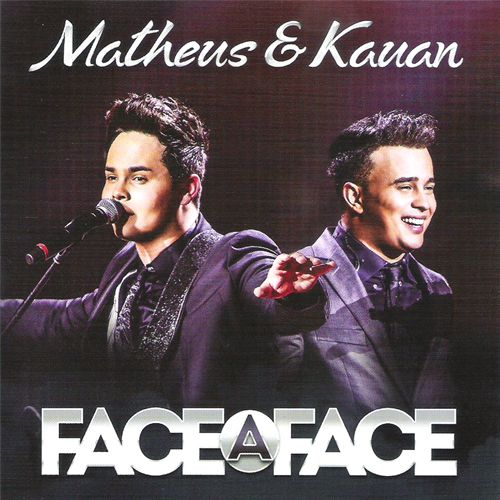 Matheus E Kauan - Face A Face - CD