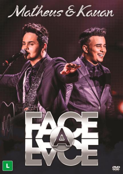 Matheus & Kauan - Face A Face - DVD