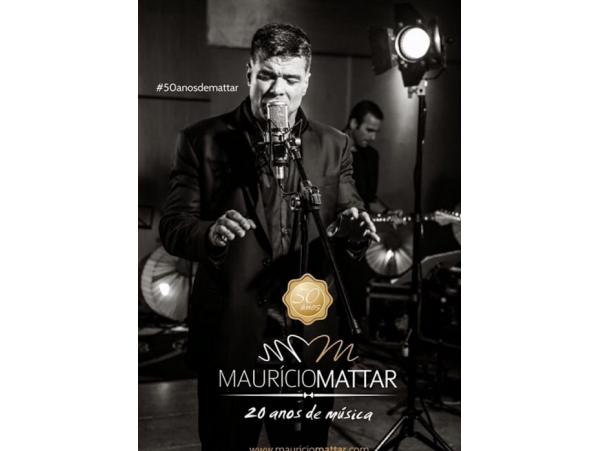 Maurício Mattar - 20 Anos de Música - DVD