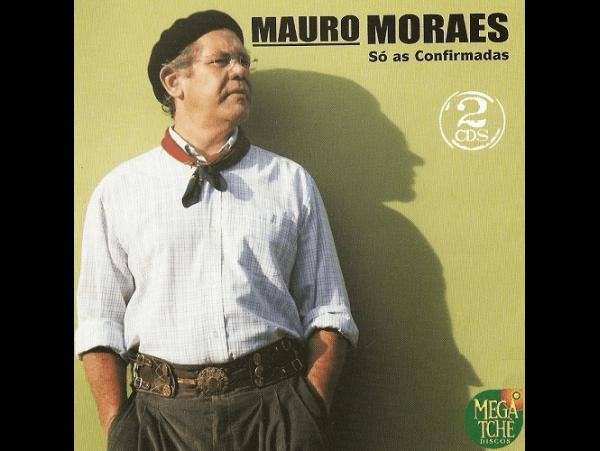 Mauro Moraes - Só as Confirmadas - Duplo - CD