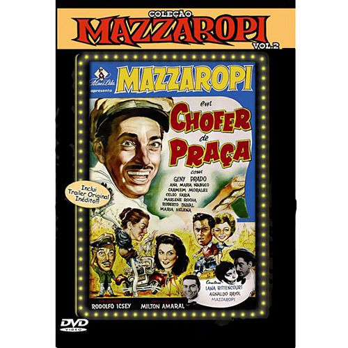Mazzaropi - Chofer De Praça