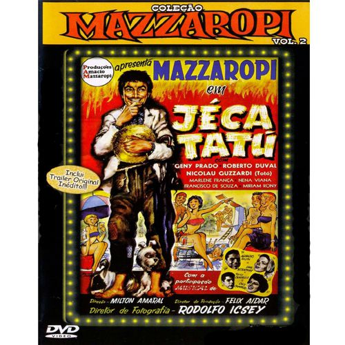 Mazzaropi - Jéca Tatú
