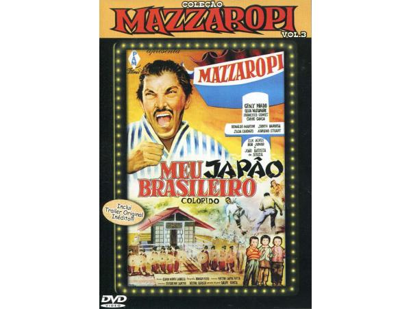 Mazzaropi - Vol.3 - Meu Japão Brasileiro - DVD