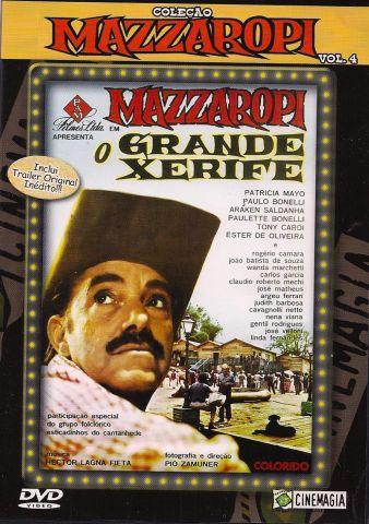 Mazzaropi  - Vol.4 - O Grande Xerife - DVD