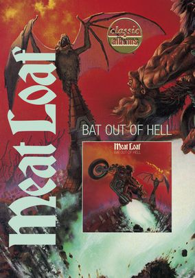 Meat Loaf - Classic Albums - Bat Out Of Hell