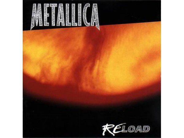 Metallica - Reload. - CD