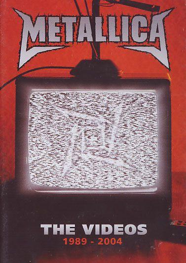 Metallica - The Videos (1989 - 2004) - DVD