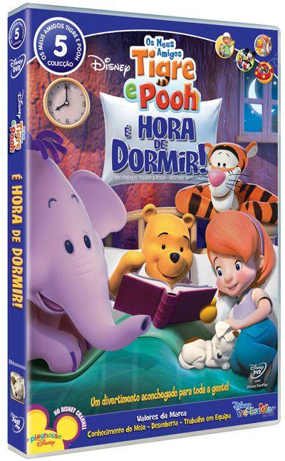 Meus Amigos Tigrão e o Pooh - É Hora de Dormir - DVD