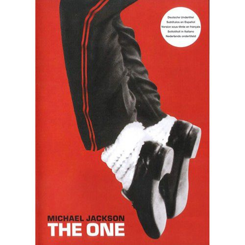 Michael Jackson - The One - DVD