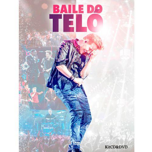 Michael Teló - Baile Do Teló - CD + DVD