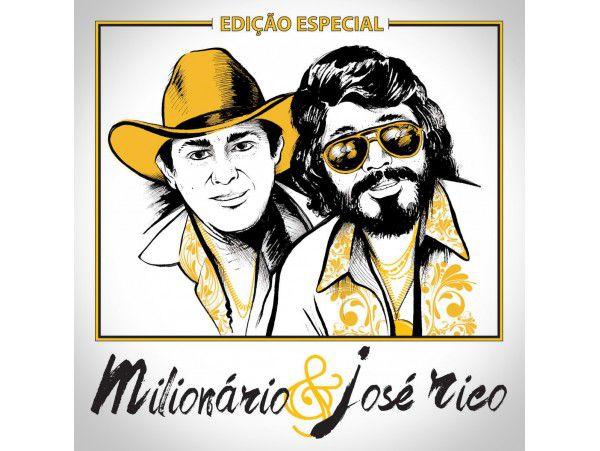 Milionário & José Rico - Edição Especial - CD