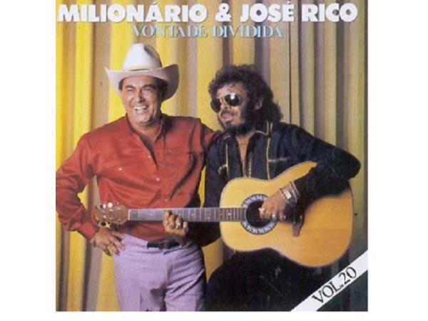 Milionário & José Rico - Vol.20 - Vontade Dividida...