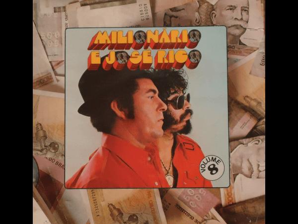Milionário & José Rico - Vol.8 - Realidade - CD