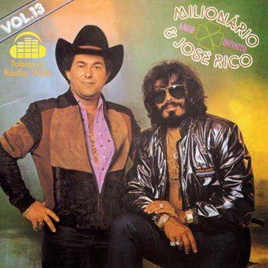 Milionário & José Rico Amor Infinito Vol.13 CD