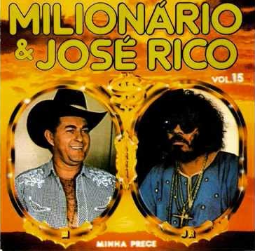 Milionário & José Rico - Minha Prece - Vol.15 - CD