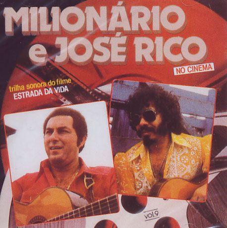 Milionário & José Rico - Vol 09 - Estrada da Vida - CD