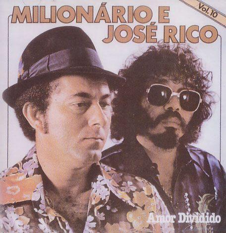Milionário & José Rico - Vol.10 - Amor Dividido - CD