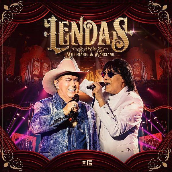 Milionário & Marciano - Lendas - CD