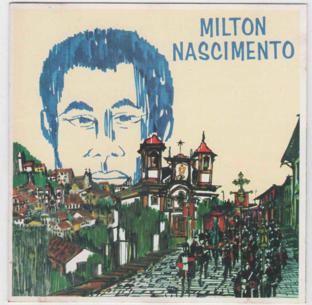 Milton Nascimento - 1969 - Sentinela - Livro+CD
