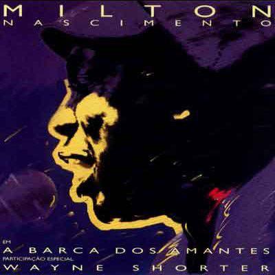 Milton Nascimento - A Barca Dos Amantes - Livro+CD