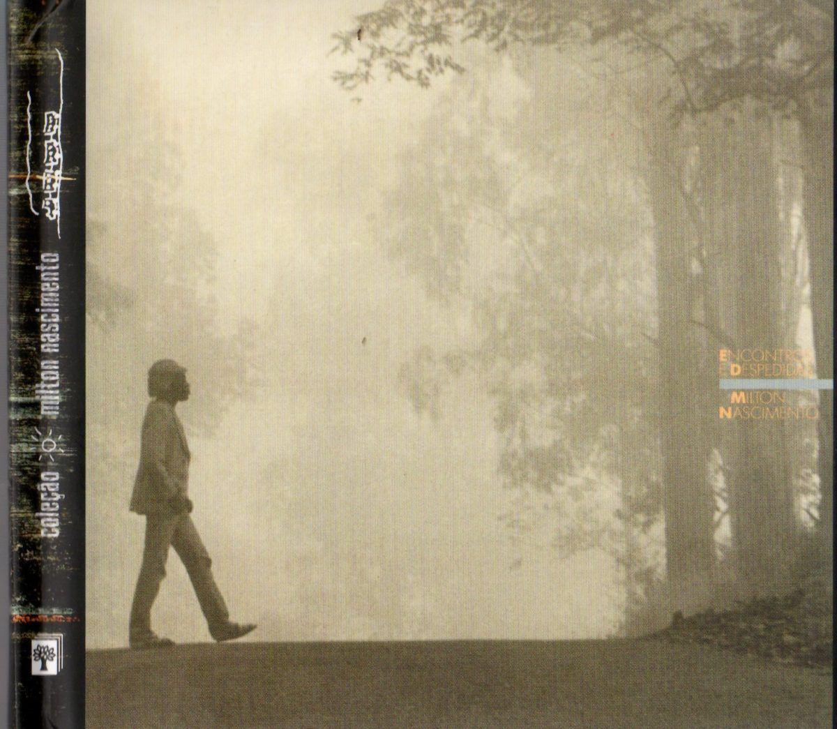 Milton Nascimento - Encontros E Despedidas - Livro+CD